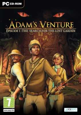 Adams Venture Episode  1 logo