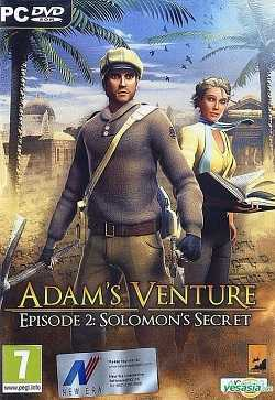 Adams Venture Episode  2 logo