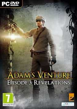Adam's Venture Episode 3 logo