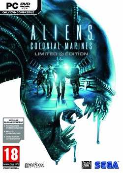 Aliens Colonial Marines logo