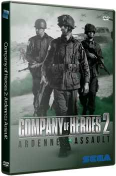 Company of Heroes 2 Ardennes Assault logo