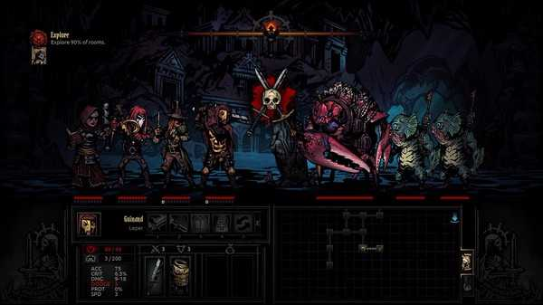 Darkest Dungeon anh1