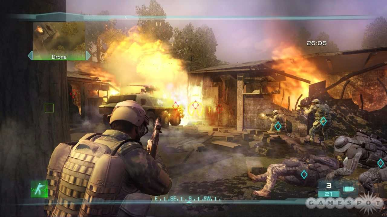 Ghost Recon Advanced Warfighter anh1