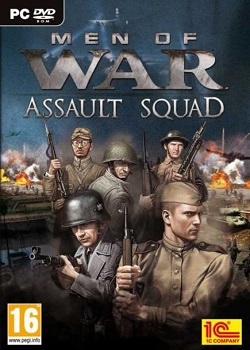 Men of War Assault Squad logo