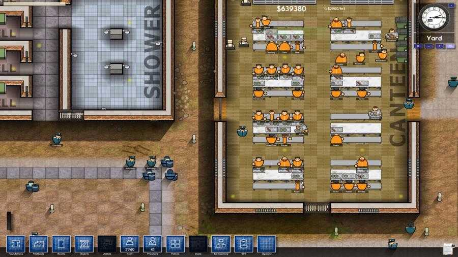 Prison Architect anh1