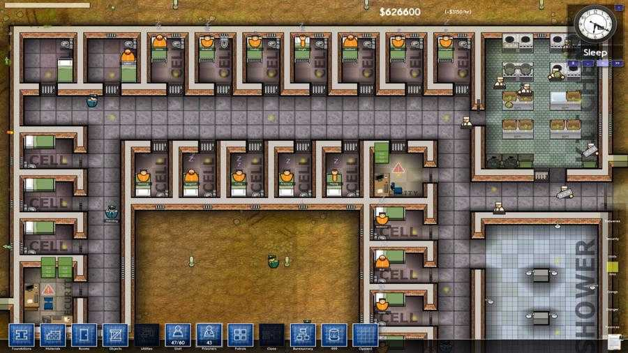 Prison Architect anh2