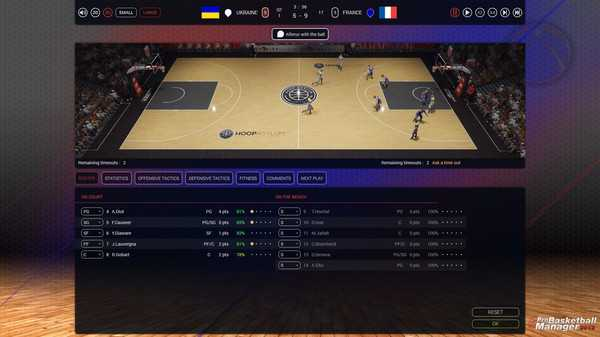 Pro Basketball Manager 2016 anh1