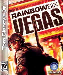 Rainbow Six vegas logo