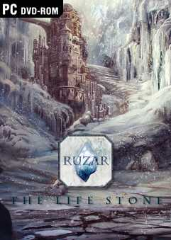 Ruzar - The Life Stone logo