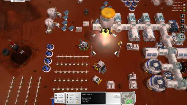 Sol 0 Mars Colonization anh1