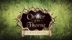 The Order of the Thorne – The King's Challenge