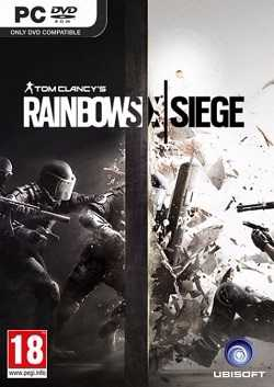 Tom Clancy's Rainbow Six Siege logo