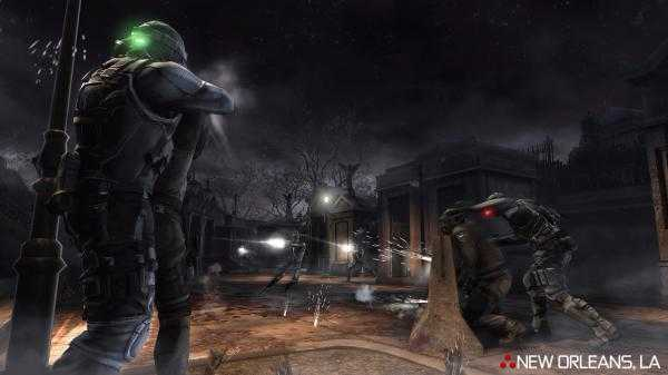 Tom Clancy's Splinter Cell Conviction anh1