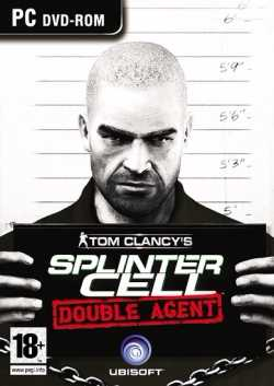 Tom Clancy's Splinter Cell Double Agent logo