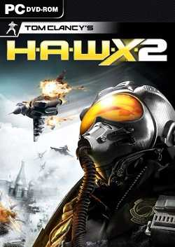 Tom Clancy's hawx 2 logo