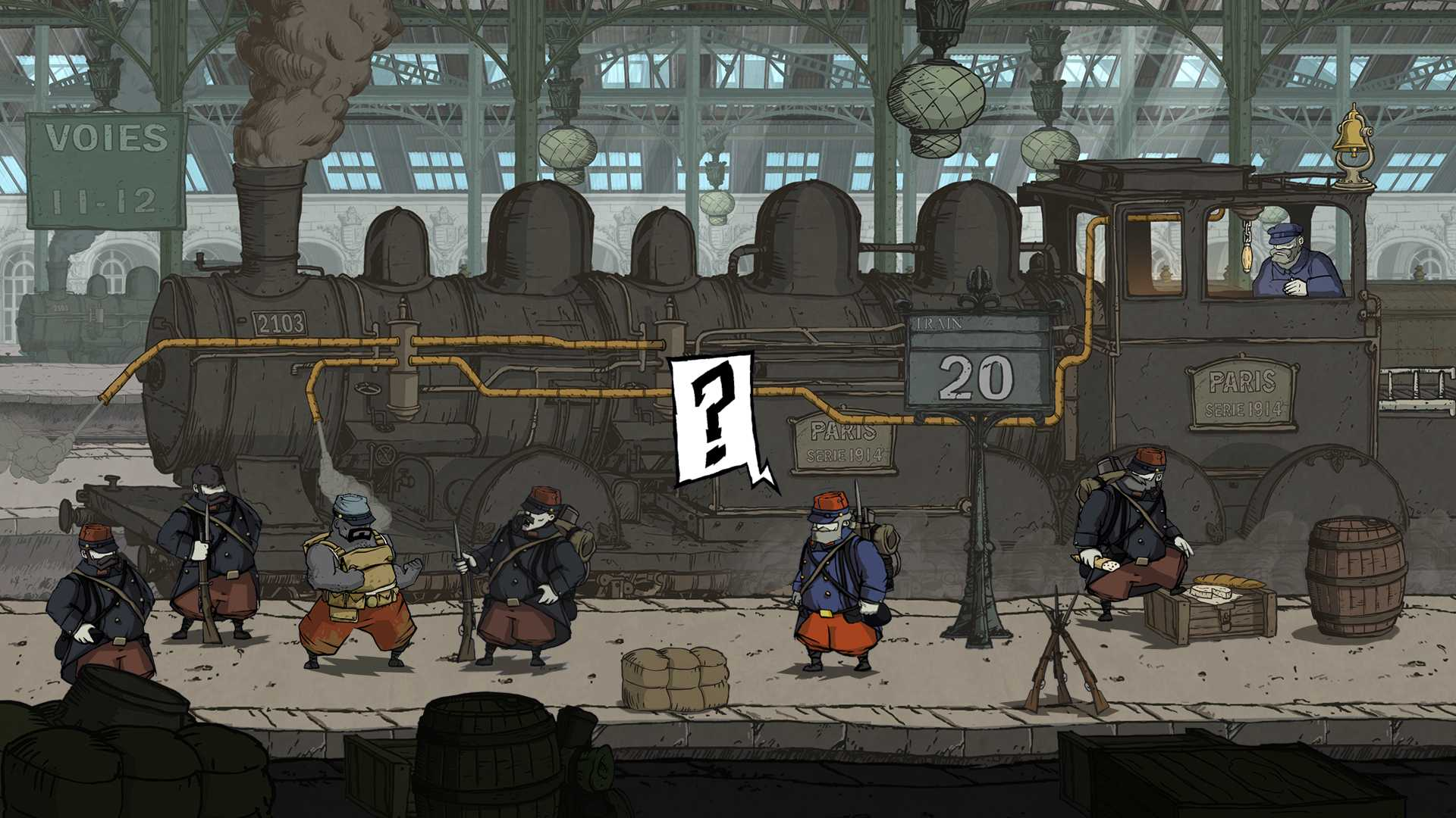 Valiant Hearts The Great War anh1