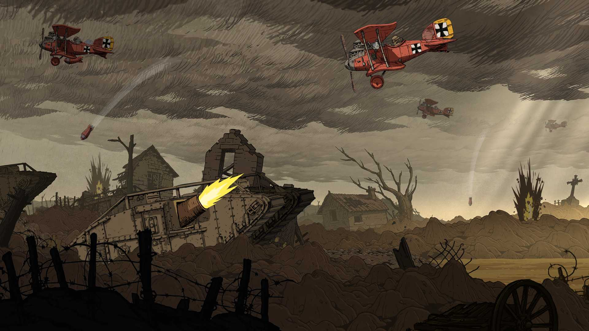 Valiant Hearts The Great War anh2