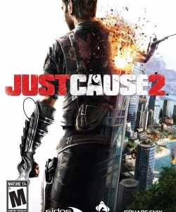 just cause 2 logo