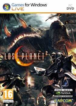 lost planet 2 logo