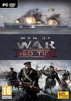 men of war red tide logo