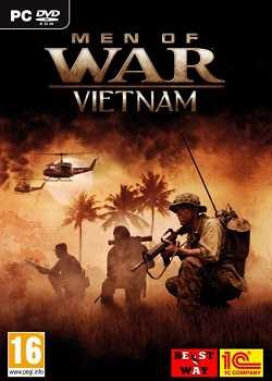 men of war vietnam logo
