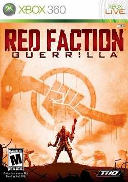 red faction guerrulla logo