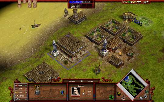 Age of Mythology EX Tale of the Dragon anh1