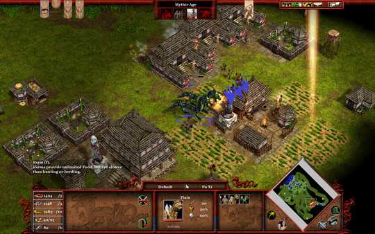 Age of Mythology EX Tale of the Dragon anh2