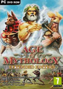 Age of Mythology Extended Edition logo