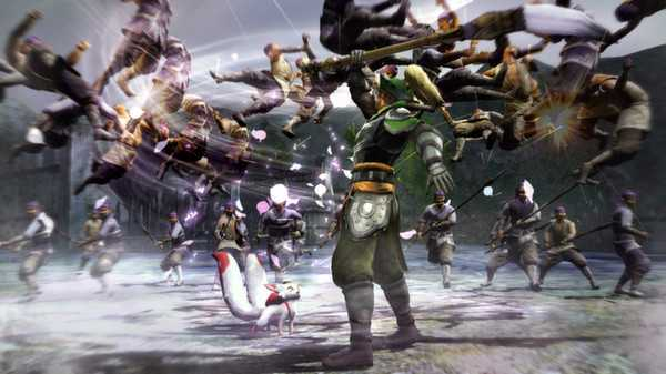 DYNASTY WARRIORS1
