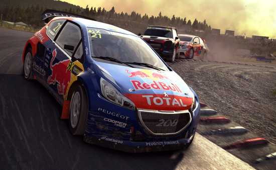 DiRT Rally anh1