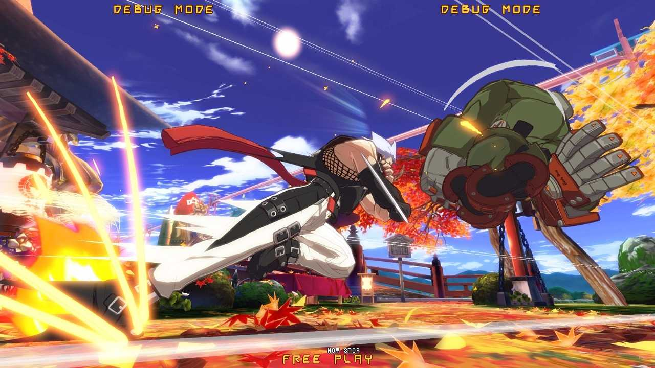 GUILTY GEAR XRD -SIGN-3