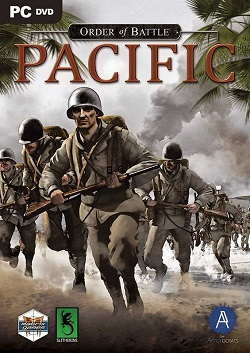 Order of Battle Pacific logo