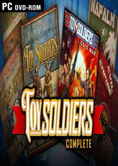 Toy Soldiers Complete logo