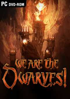 We Are The Dwarveslogo
