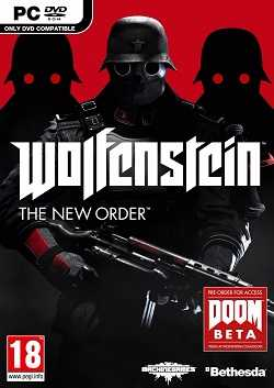 Wolfenstein The New Order logo