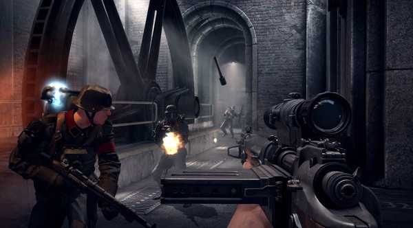 Wolfenstein The Old Blood anh1