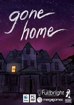gone home logo