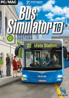 Bus Simulator 16logo