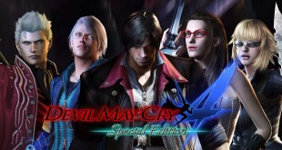 Devil May Cry 4logo