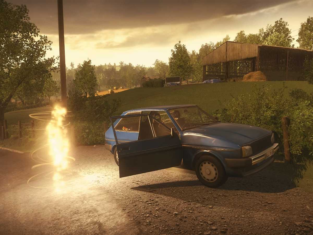 Everybody's Gone to the Rapture1