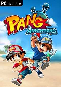 Pang Adventureslogo