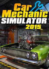 Car Mechanic Simulator 2015logo