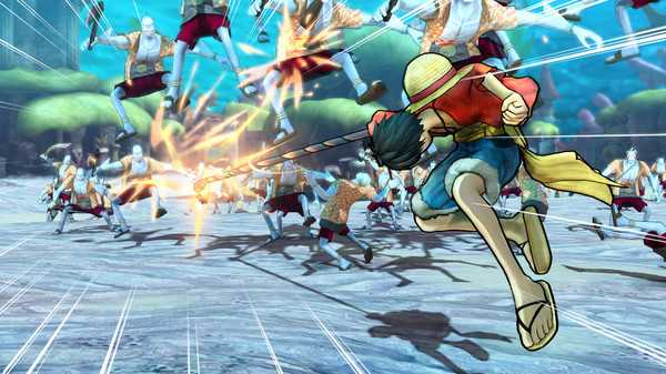One Piece Pirate Warriors 31