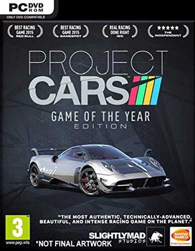 Project CARSlogo