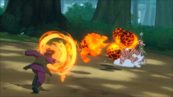 Ultimate Ninja STORM 3 Full Burst