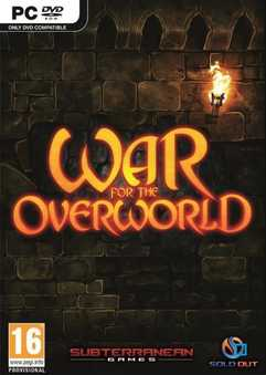 War for the Overworldlogo