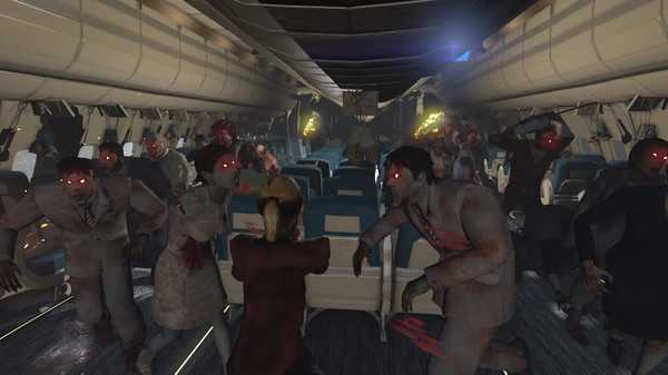 Zombies on a Plane1