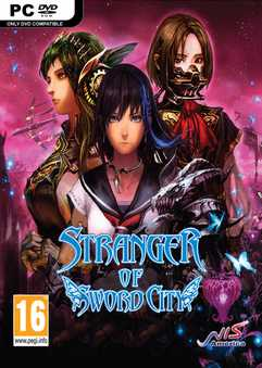Stranger of Sword Citylogo