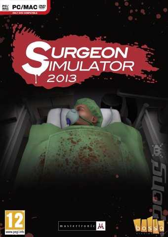 Surgeon Simulator 2013logo